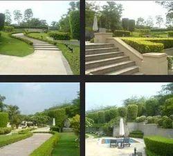 Public Landscape Garden Design