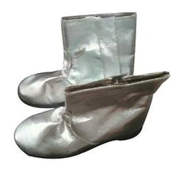 Aluminised Fireman Shoes