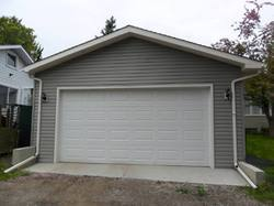 Standard Overhead Garage Door