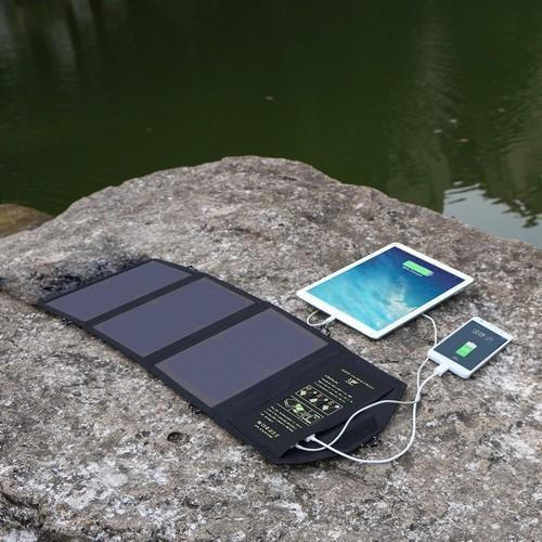 Portable Solar Panel Mobile Charger Solar Cell Phone