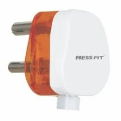 Press Fit Electrical Plug Tops
