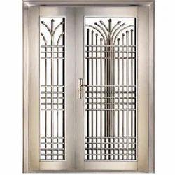 Stainless Steel Door  sc 1 st  IndiaMART & Stainless Steel Doors in Ghaziabad Uttar Pradesh | SS Door ...