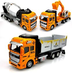 Truck toy set