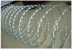 Mild Steel Razor Wire