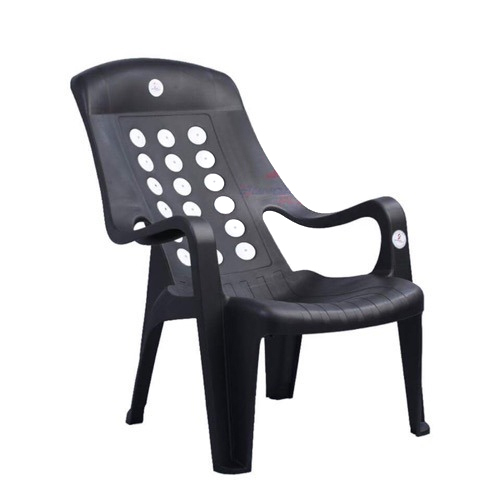plastic rest chair at rs 800 piece plastic kursi polypropylene
