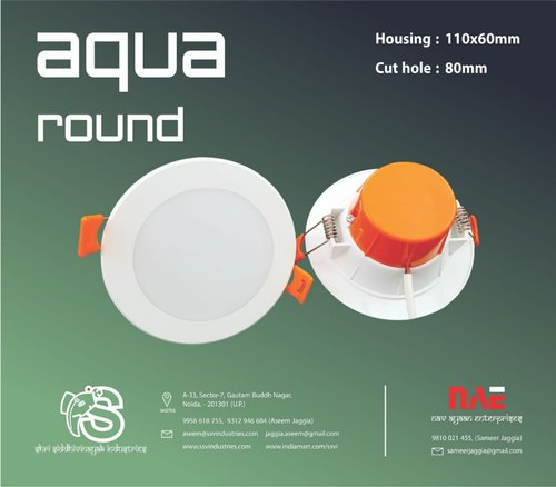 Aqua Model LED Downlite Housing