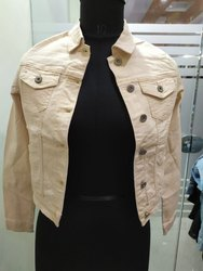 Women Branded Surplus Denim Jacket