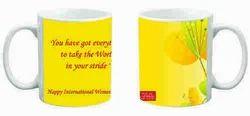 300 ML Promotional Printed Mugs