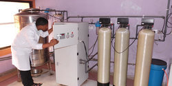 RO Plant for Kidney Dialysis