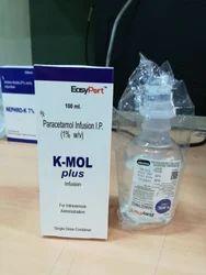 Piracetam Infusion Glass 60ml