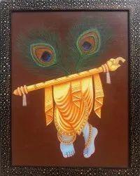 Canvas God Image Surrealism Painting Service