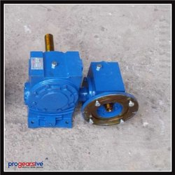 Double Reduction Worm Gearbox