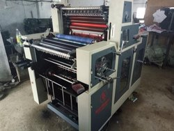 Ensure Mild Steel Double Color Offset Printing Machine, For Industrial, Model Name/Number: EEDOSPe16