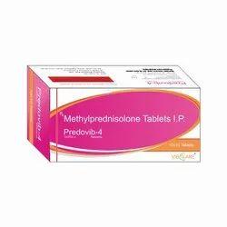 Methylprednisolone 4MG