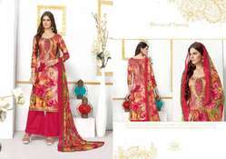 Shifa Safiya Vol 4 Cotton Suit