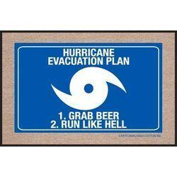Evacuation Plan Signage