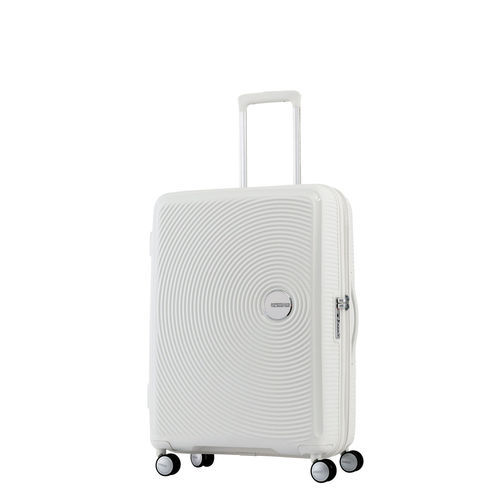 Product Image Read More American Tourister Curio 20 Spinner Trolley Bag