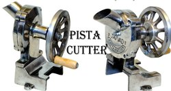 Manual Pista Cutting Machine