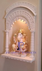 Marble Ganesh Temple