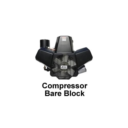 Reciprocating Compressor Cast Iron Compressor Bare Block for Industrial