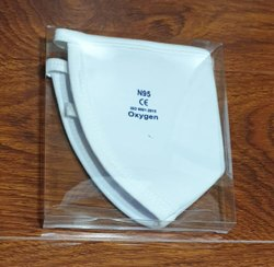 Transaprent Mask PVC Box