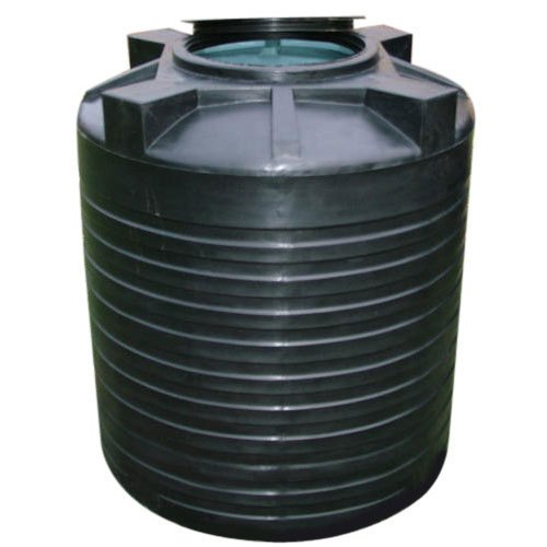 Tripple Layer PVC Water Storage Tanks, Storage Capacity: 1000L