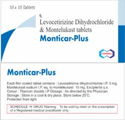 Monticar Plus