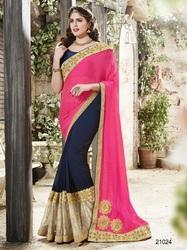 Royal Border Saree