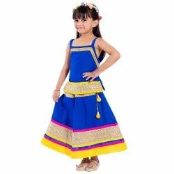 Kids Cotton Dress