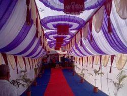 Fancy Wedding Entry Gate