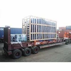 Flat Rack Container Lashing Service