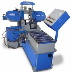 UEDC 500 Double Column Fully Automatic Bandsaw Machines