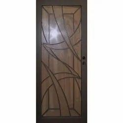 Iron Safety Designer Door
