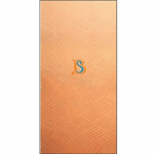 Sehrawat Brothers Brown MDF Wave Boards, Thickness: 1 - 4 mm, Finish Type: Matte