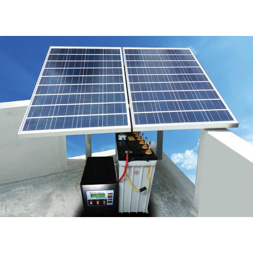 Solar Panel Kit For Commercial Capacity 60 W 1kw Rs 65000 Kilowatt Id 18480344362