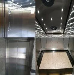 Stainless Steel Hair Line Finish Lift