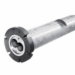 Polished Twin Screw Barrel