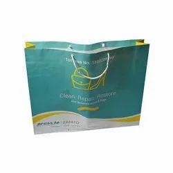 Printed Custom Paper Shopping Bag