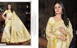 Designer Embroidered Saree