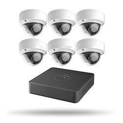 6 Channel Dome Camera DVR Set