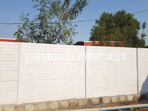 Residential Boundary Wall