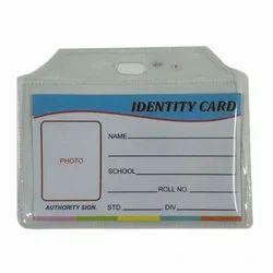School PVC Identity Card