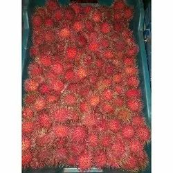 A Grade Healthy Red Rambutan, Packaging Type: Carton, Packaging Size: 5 Kg
