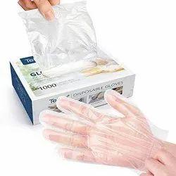 260 mm Polythene Hand Gloves