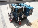 Mobile Sewage Treatment Plant