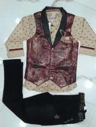Fancy Baba Suit
