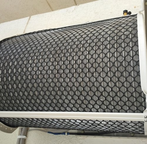 Rear Net for Outdoor AC Unit