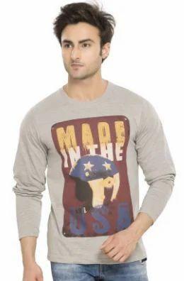 90df0bbe Mens T Shirt - Alan Jones Black Cotton T Shirt Ecommerce Shop / Online  Business from Udaipur