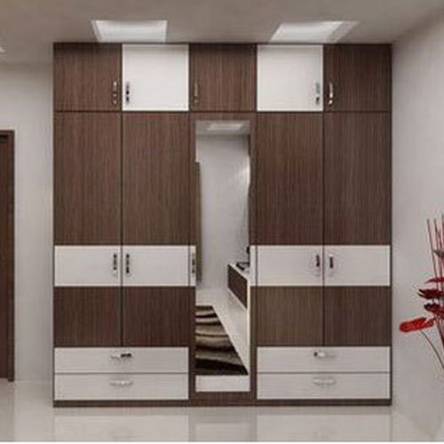 Wooden Fancy Bedroom Wardrobe For Home Hotels Rs 1200 Square Feet Id 22421857173