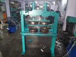 Hydraulic 2 Die Paper Dish Machine